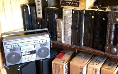 02/23-2/24- Calling ALL Audiophiles! Estate Sale Stereo GEAR-entire house- PACKED!