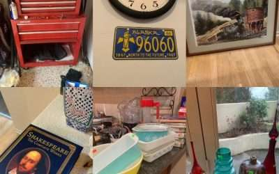 1/18-1/19 – Free Furniture! Madrona/Leschi Estate Sale All Goes-Entire House!